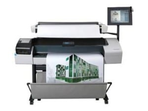 HP DesignJet Large Format Printer T1200 $24057
