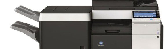 Konica Minolta 654e Copier Review