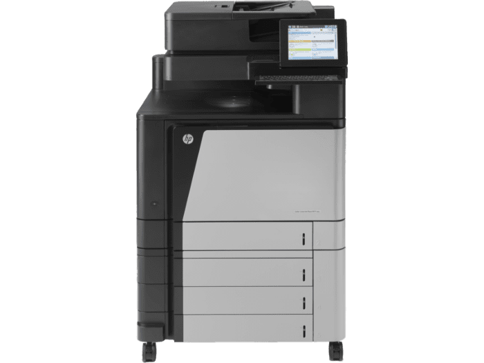 HP Laserjet All-In-One M880Z multi function copiers