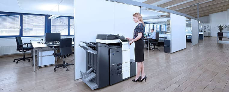 Copier Features