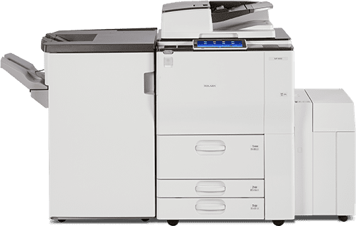 Ricoh MP 9003 Copy Machine