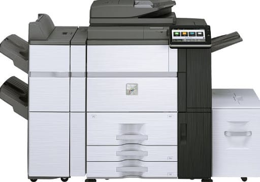 Sharp MX-6580N COPIER