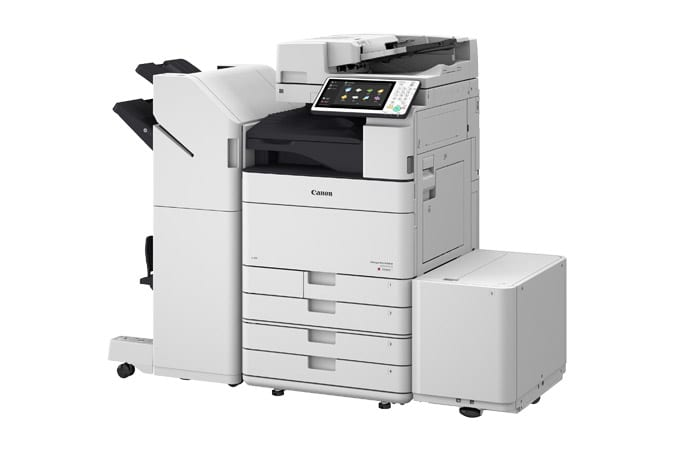 Canon ImageRunner Advance C5560i III Copier Review