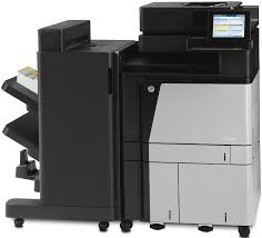 HP Enterprise Flow M880z MFP A2W75A copier review