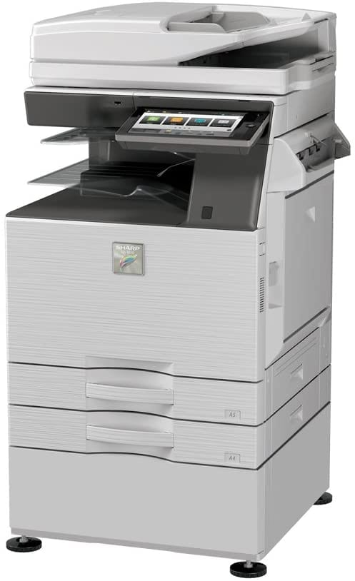 Sharp MX-5070N A3 Tabloid-size Copier Review
