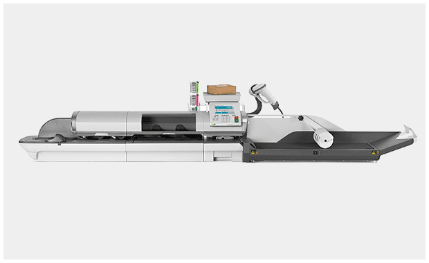 IN-750 Mailing System with scanner and stacker