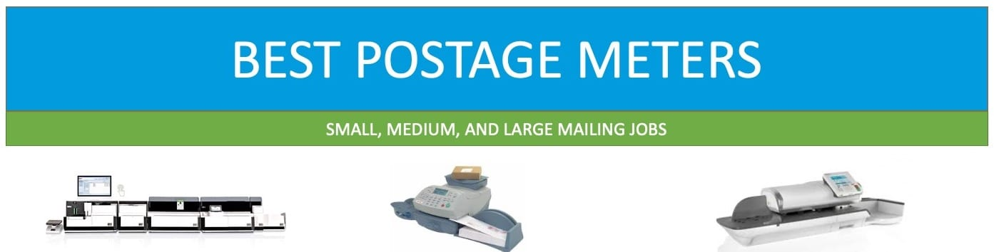 Best Postage Meters - A Review of The Top 30 Picks