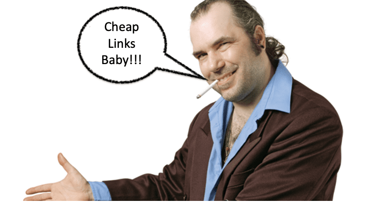 Cheap Links Salesmen