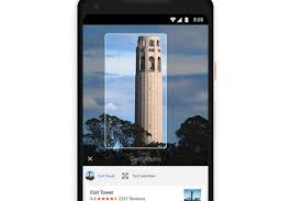 Google Lens for iconic Buildings