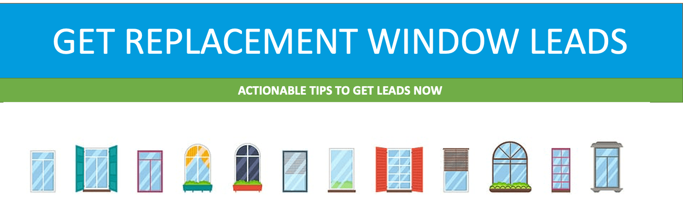 HOW TO GET REPLACEMENT WINDOW LEADS